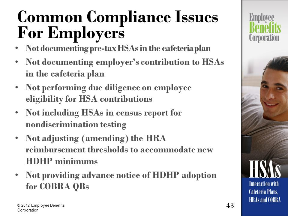 Common Compliance Issues For Employers