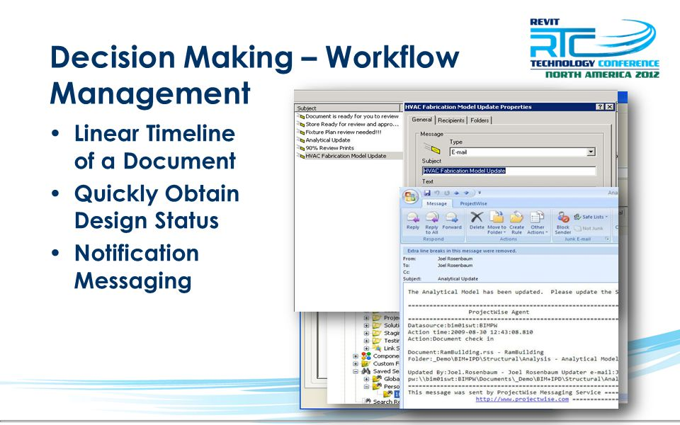 Decision Making – Workflow Management