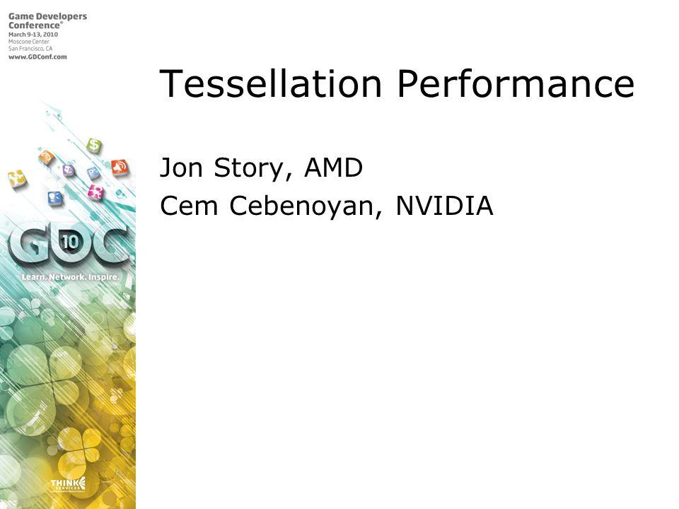 Tessellation Performance