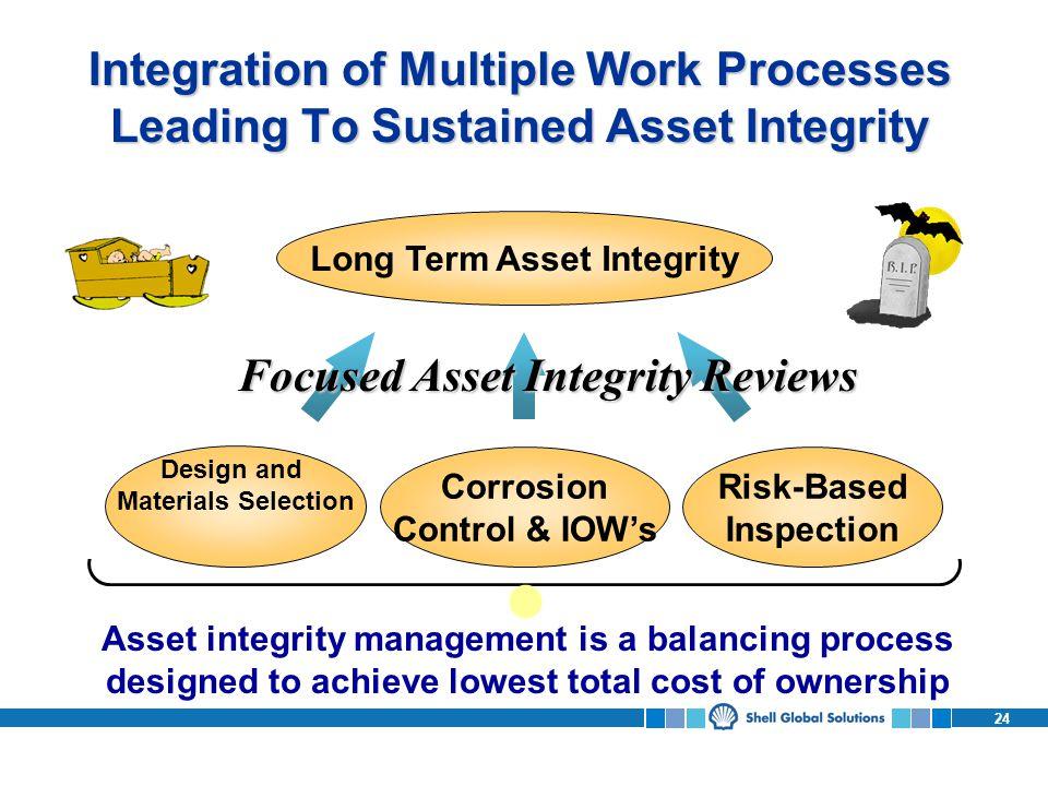 Long Term Asset Integrity