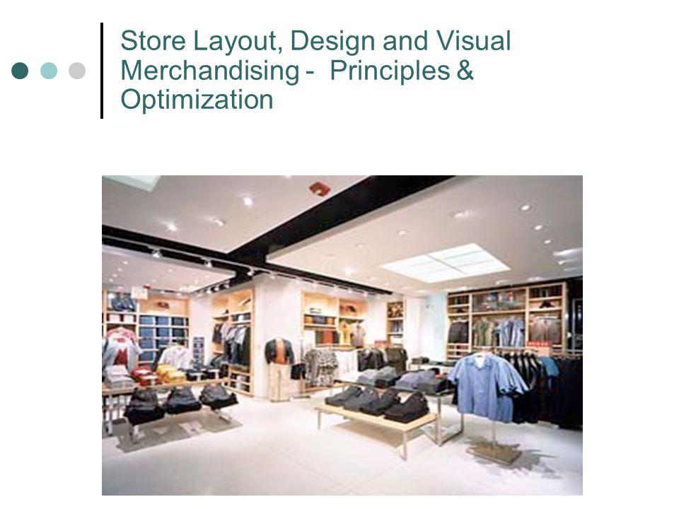 Store Layout, Design and Visual Merchandising - Principles & Optimization