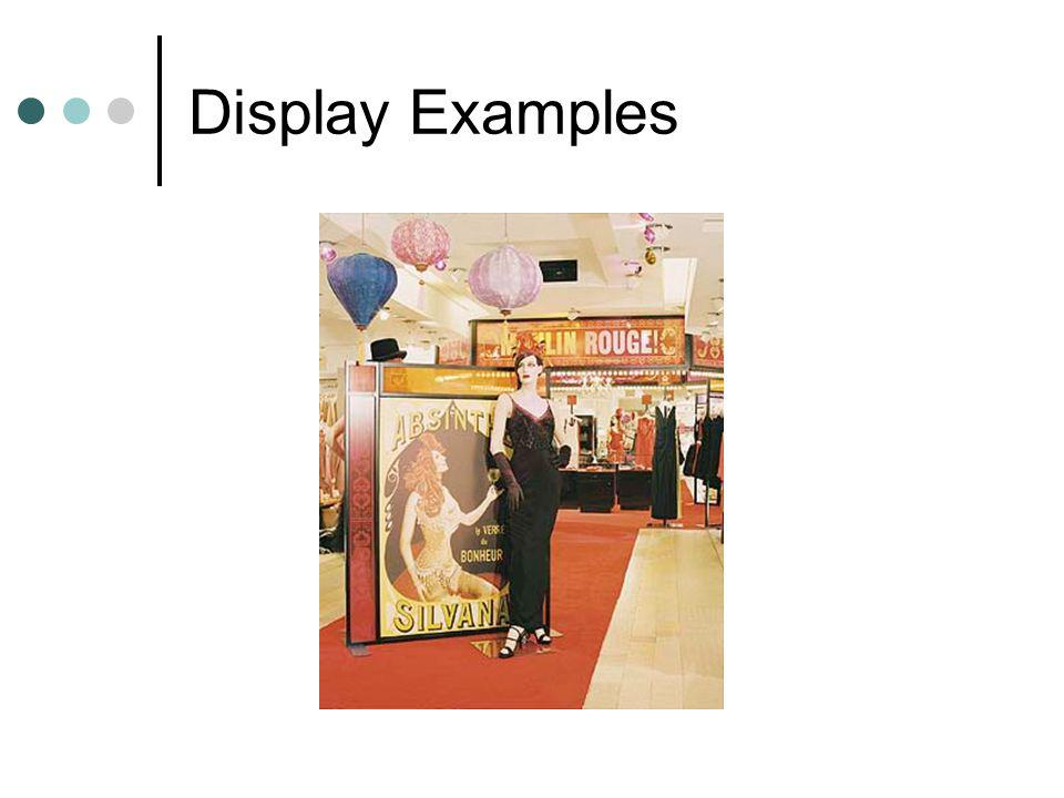 Display Examples