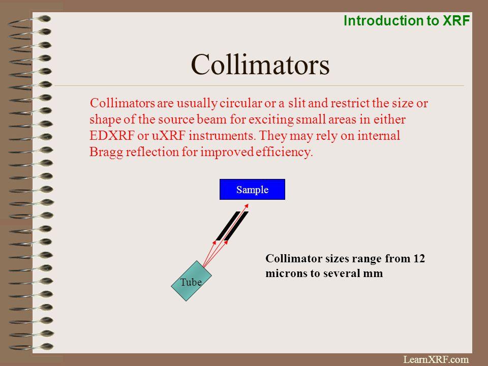 Collimators