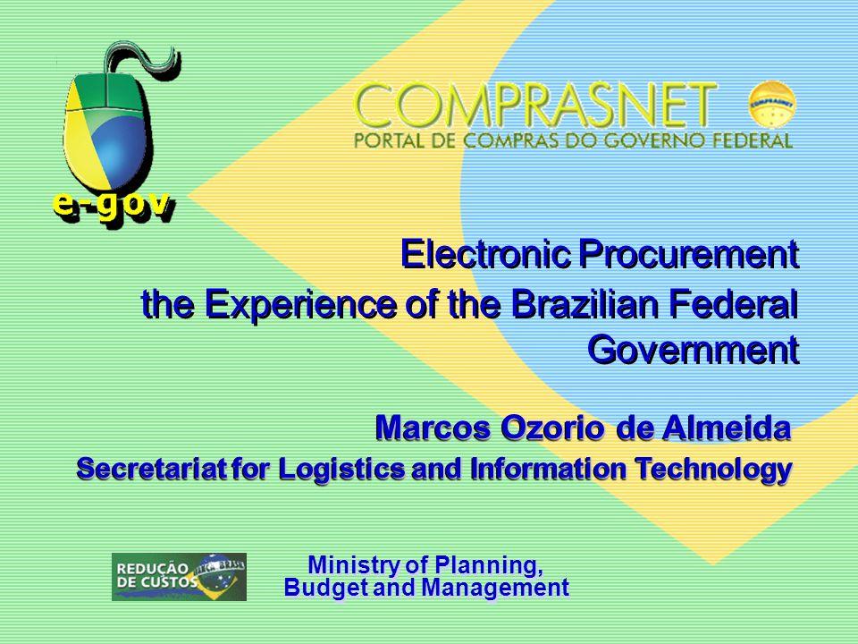 Electronic Procurement