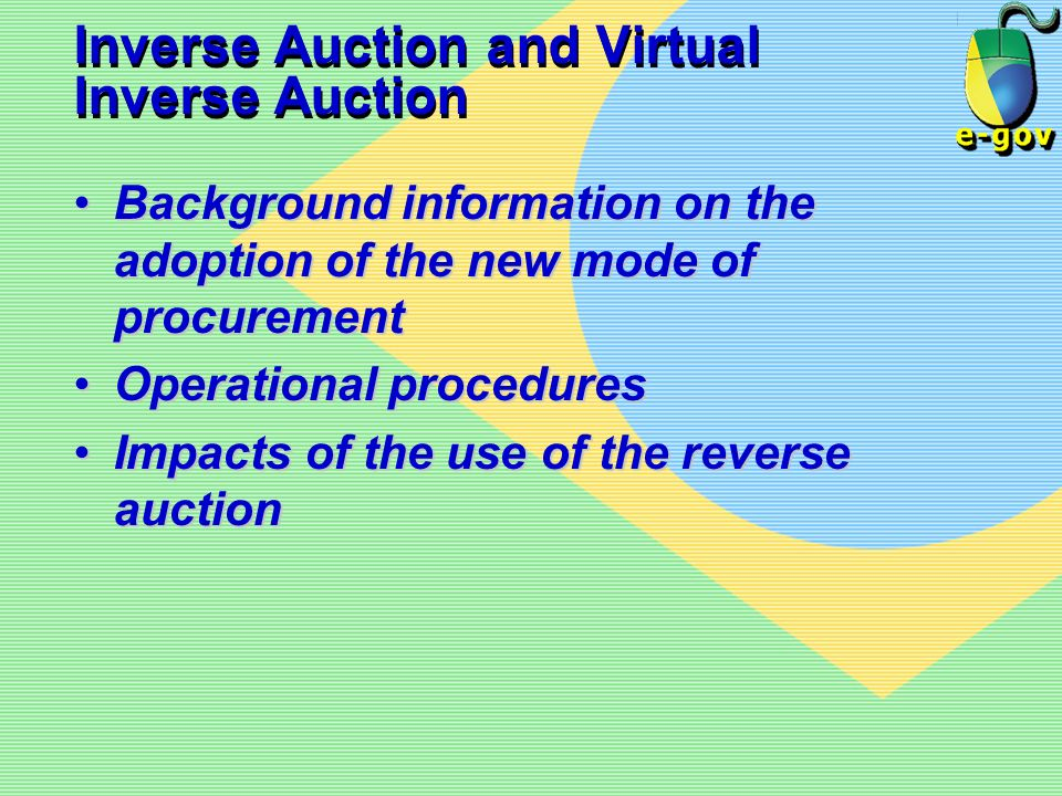 Inverse Auction and Virtual Inverse Auction