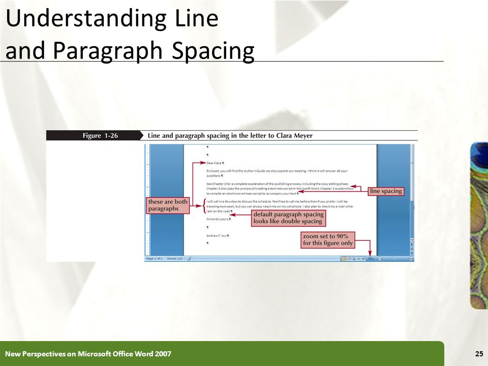 Understanding Line and Paragraph Spacing