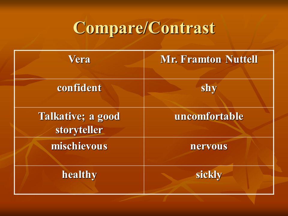 Talkative; a good storyteller