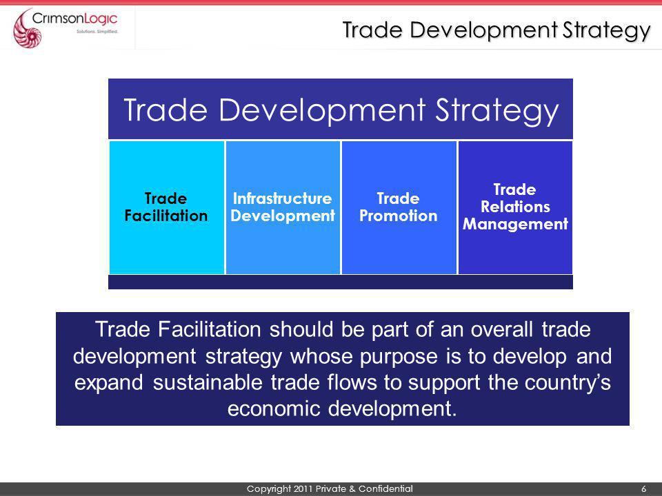Trade Development Strategy