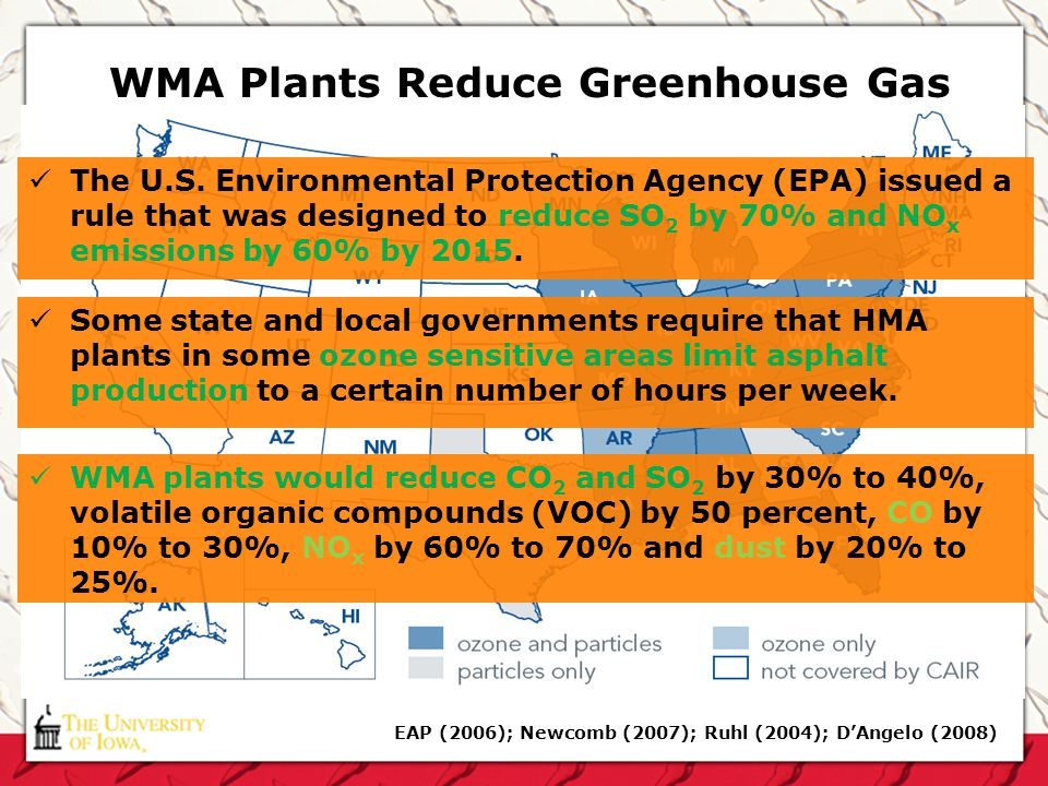 WMA Plants Reduce Greenhouse Gas