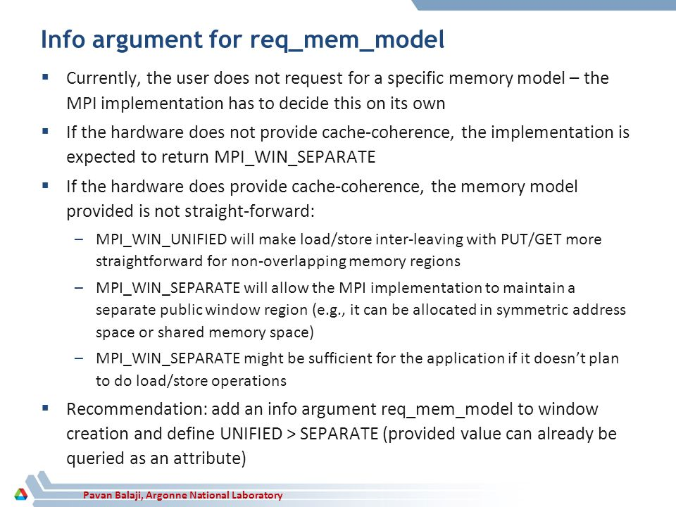Info argument for req_mem_model