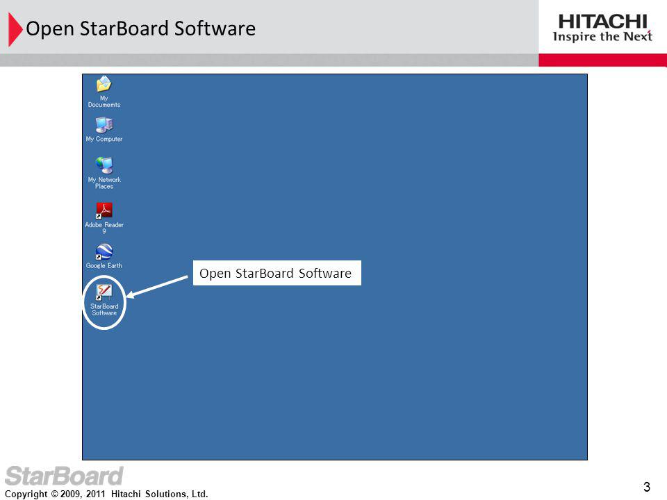 Open StarBoard Software