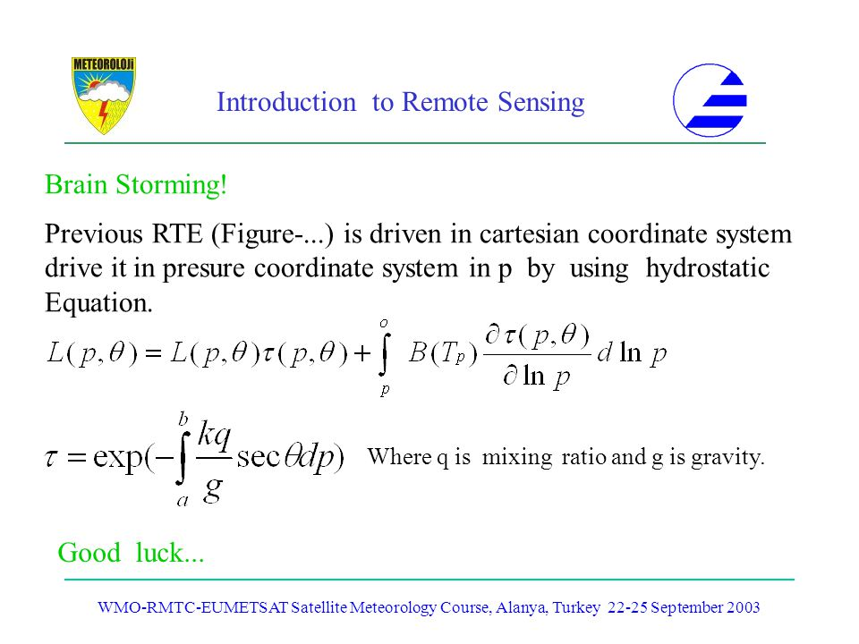 Previous RTE (Figure-...) is driven in cartesian coordinate system