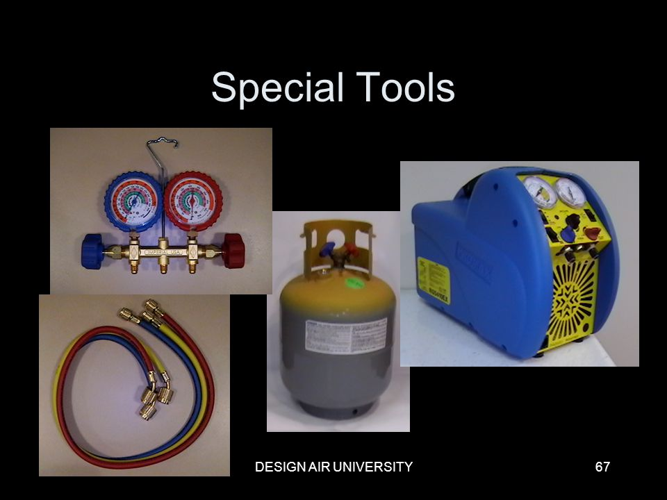 Special Tools DESIGN AIR UNIVERSITY