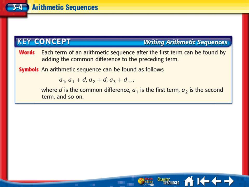 Lesson 3-4 Key Concept 2