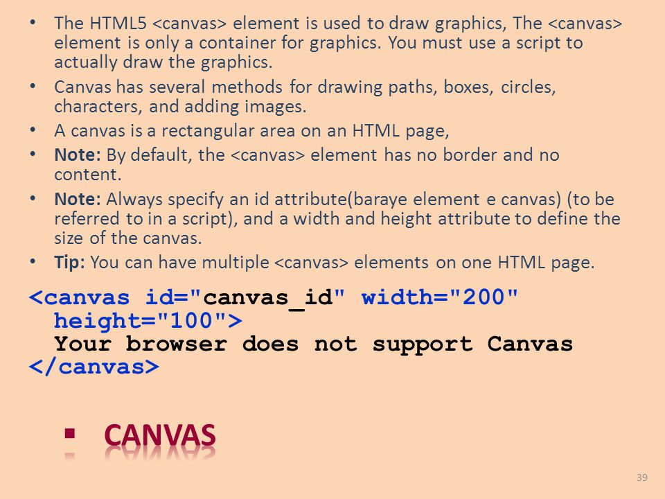 canvas <canvas id= canvas_id width= 200 height= 100 >