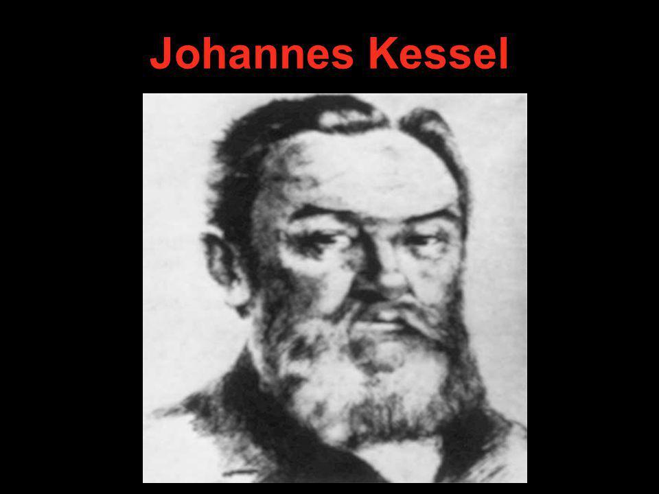 Johannes Kessel