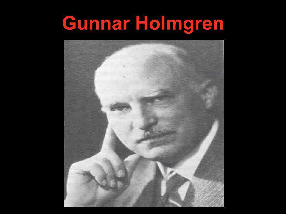 Gunnar Holmgren