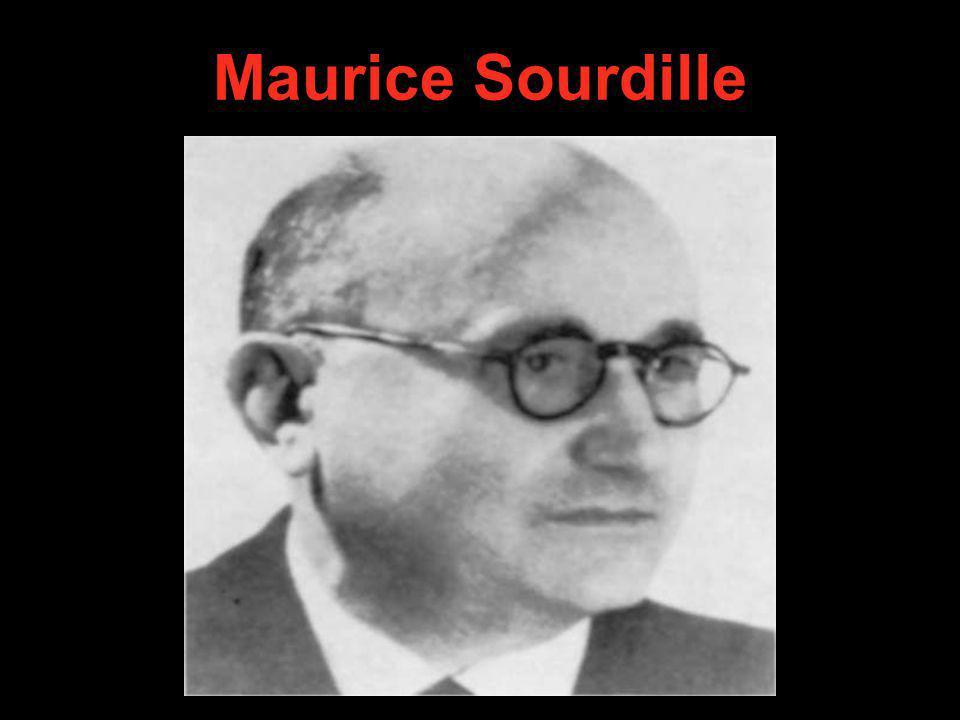 Maurice Sourdille