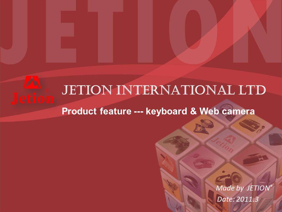 JETION INTERNATIONAL ltd
