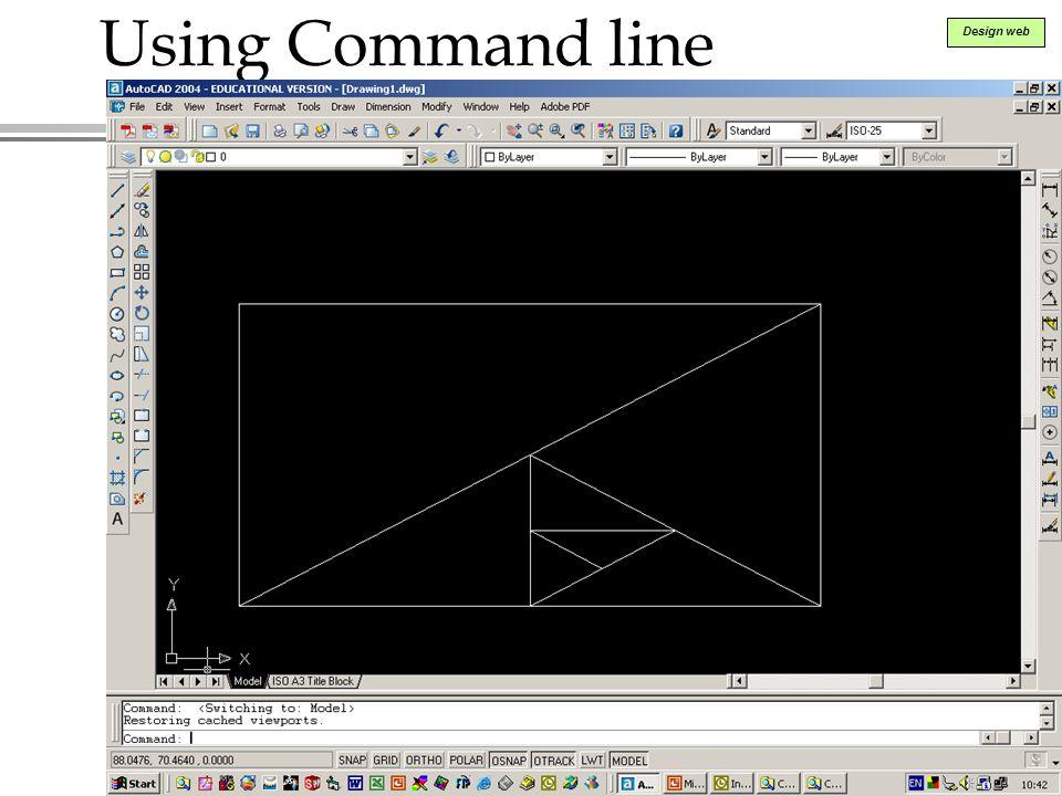 Using Command line