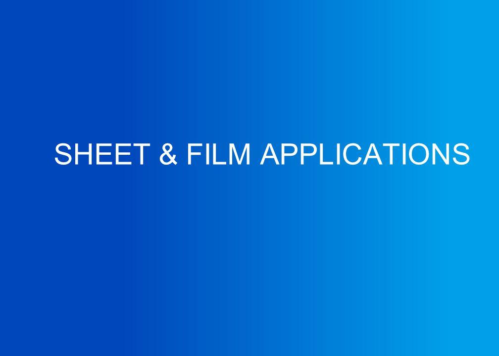 LEXAN* SHEET & FILM FOR FAST FOOD RESTAURANTS
