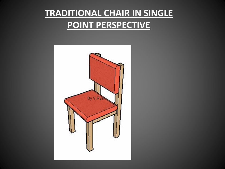 TRADITIONAL CHAIR IN SINGLE