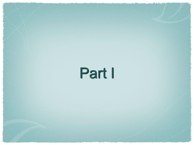 Part I