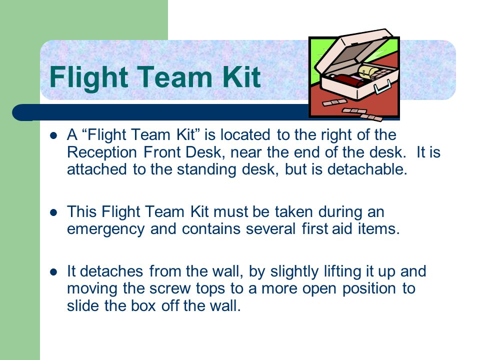 Flight Team Kit