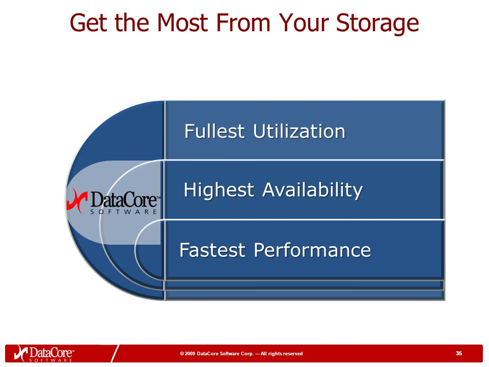 Get the Most From Your Storage