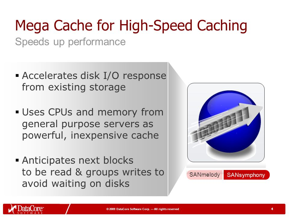 Mega Cache for High-Speed Caching
