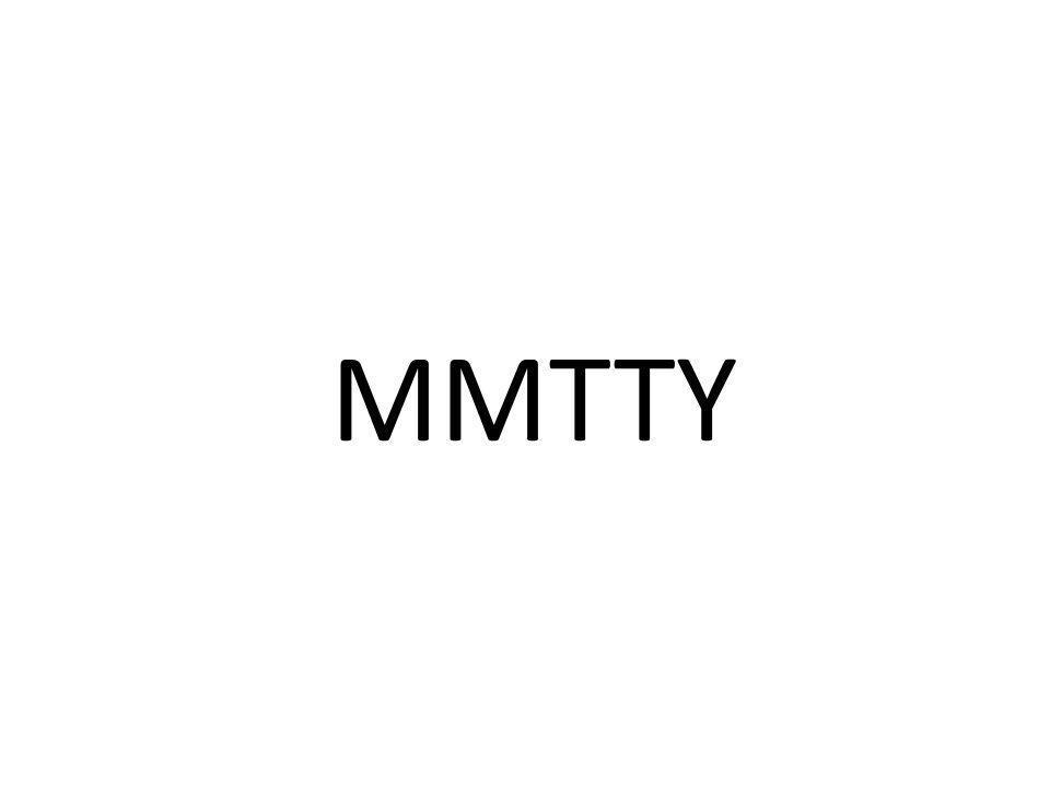 MMTTY