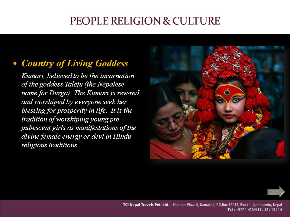 PEOPLE RELIGION & CULTURE