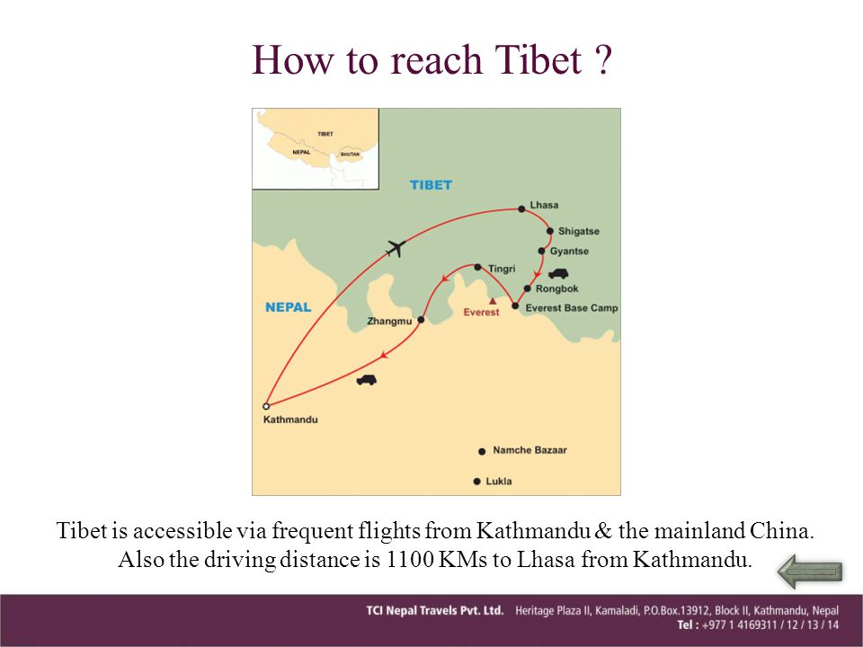 Also the driving distance is 1100 KMs to Lhasa from Kathmandu.