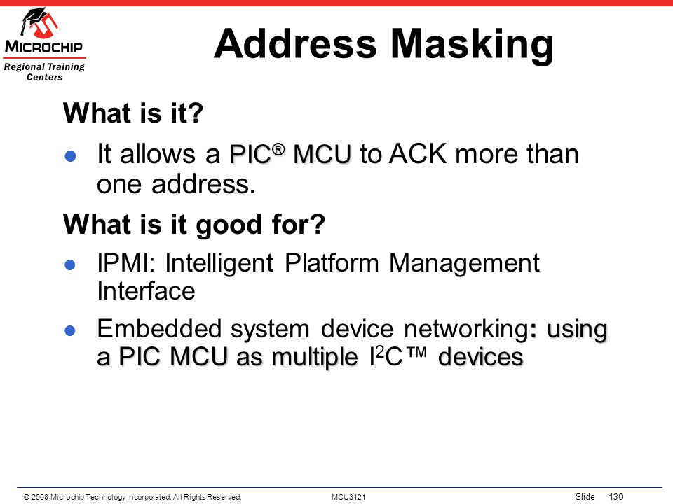 Address Masking What is it