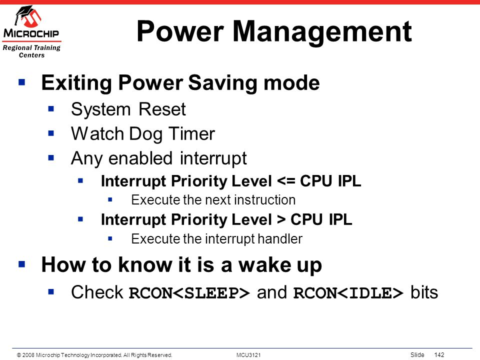 Power Management Exiting Power Saving mode How to know it is a wake up