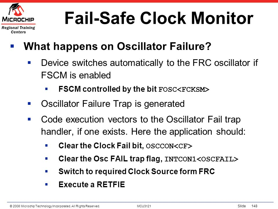 Fail-Safe Clock Monitor