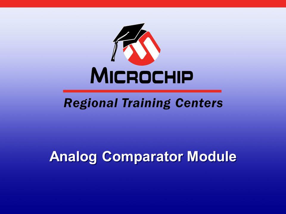 Analog Comparator Module