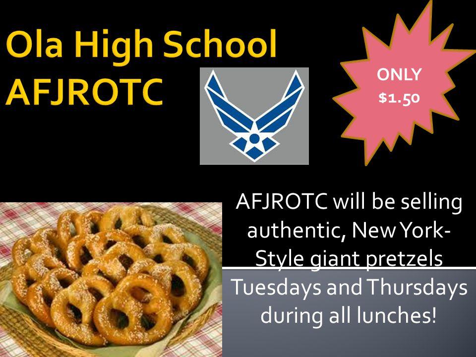 Ola High School AFJROTC