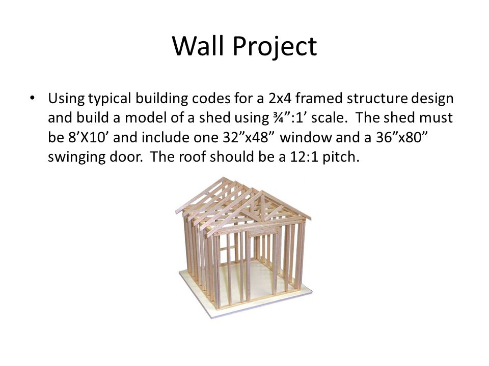 Wall Project