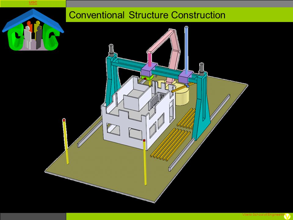 Conventional Structure Construction