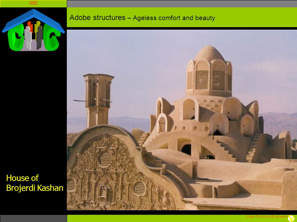 Adobe structures – Ageless comfort and beauty