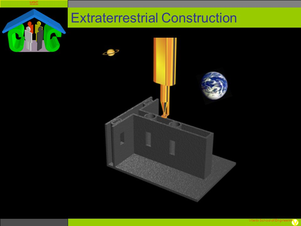 Extraterrestrial Construction