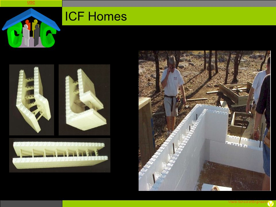 USC ICF Homes Viterbi School of Engineering .