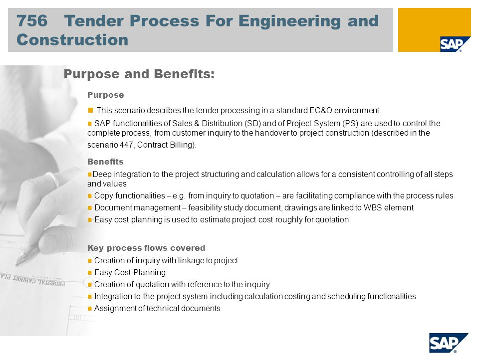 Sap Best Practices For Engineering Construction And Operations V