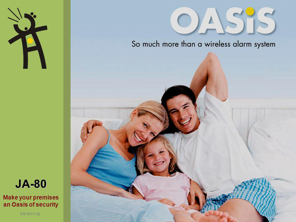 Make your premises an Oasis of security