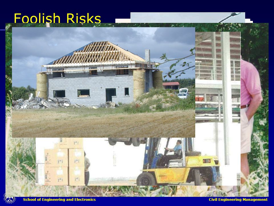 Foolish Risks