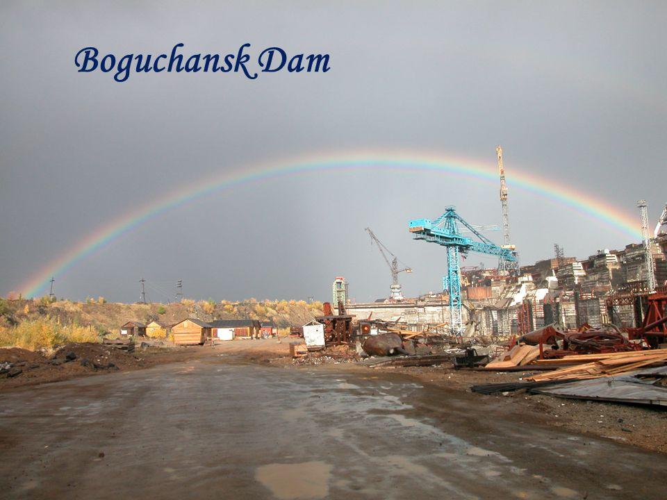 Boguchansk Dam