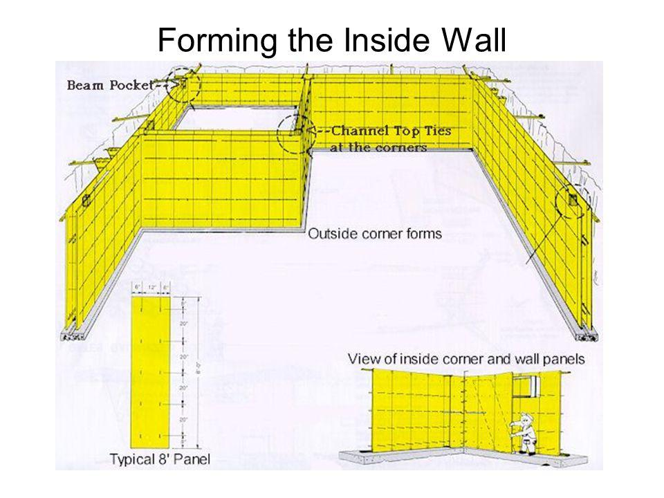 Forming the Inside Wall