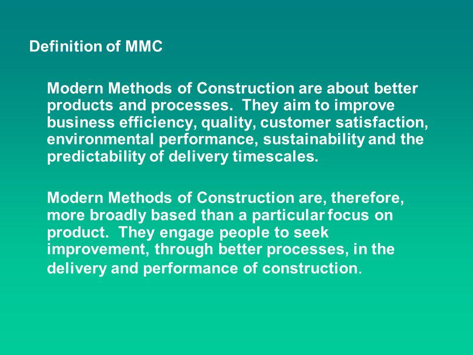 Definition of MMC
