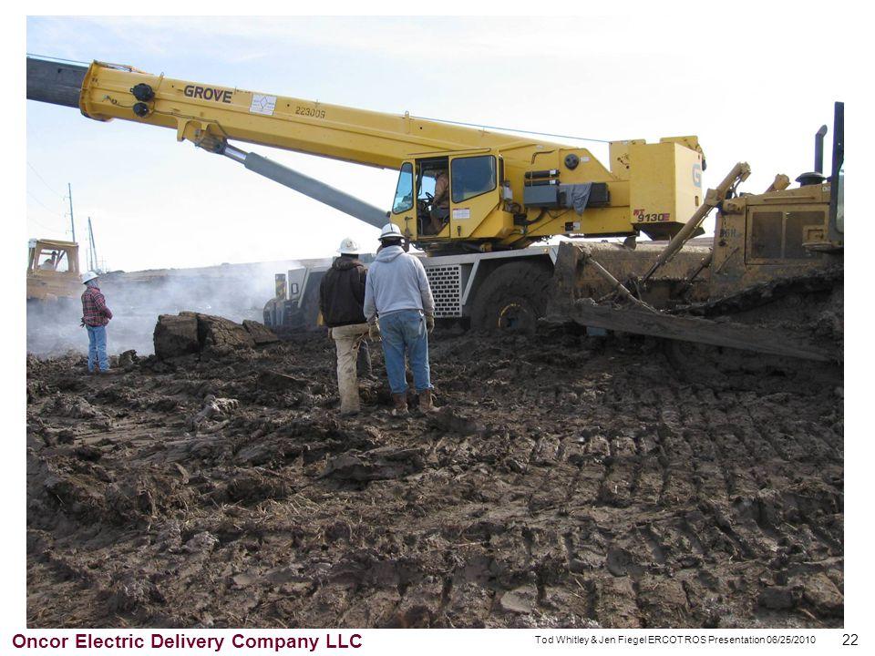 When you stick a bulldozer it's bad.